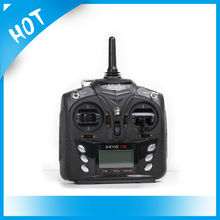 Original Walkera DEVO 7E 7 Channel DSSS Transmitter with RX701 receiver for RC Helicopters Airplanes Multi-axis rotors