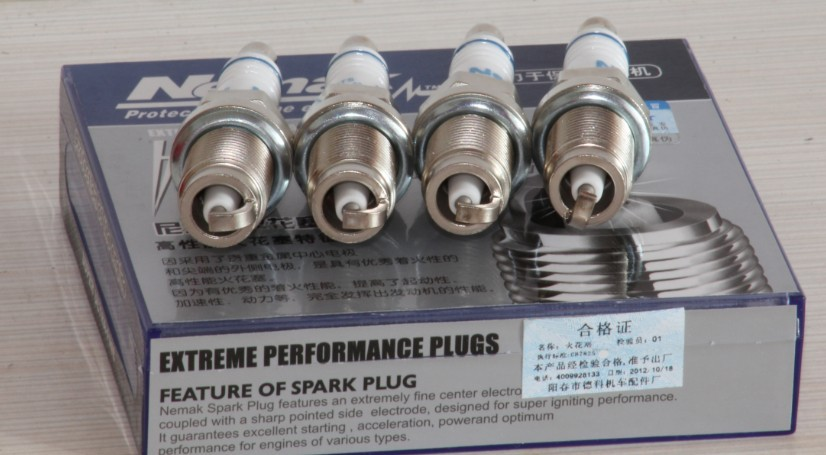 Replacement Parts Platinum iridium spark plugs car candle for buick excelle hrv 1 6l 1 8l