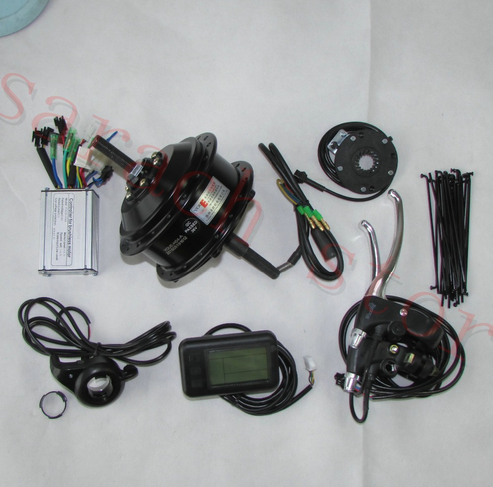 Pd750 Electric Motor Kit: Aliexpress.com : Buy YOUE H04 A 250w 36v Electric Motor