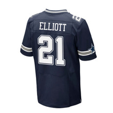 hot sale #4 Dak Prescott #21 Ezekiel Elliott #88 Dez Bryant #82 Jason Witten #22 Emmitt Smith #50 Sean Lee Stitched(China (Mainland))
