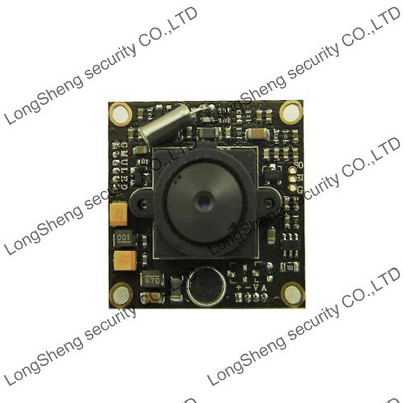 Mini HD SONY Effio-E 960H 700TVL PCB Board CCTV Camera 2.8mm Wide Angle(China (Mainland))