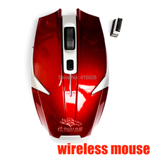 free ship 3200DPI 5GHz Wireless Mouse USB Wireless Optical Mouse Portable Wireless Game Mouse for Desktop Laptop Computer