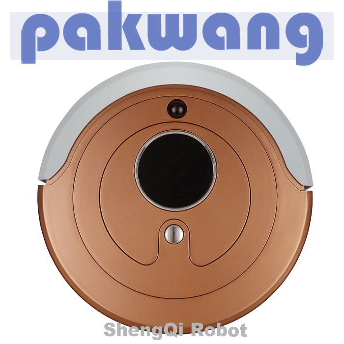 automatic intelligent sweeping mopping robot vacuum cleaner for home,wet and dry vacuum cleaner(China (Mainland))