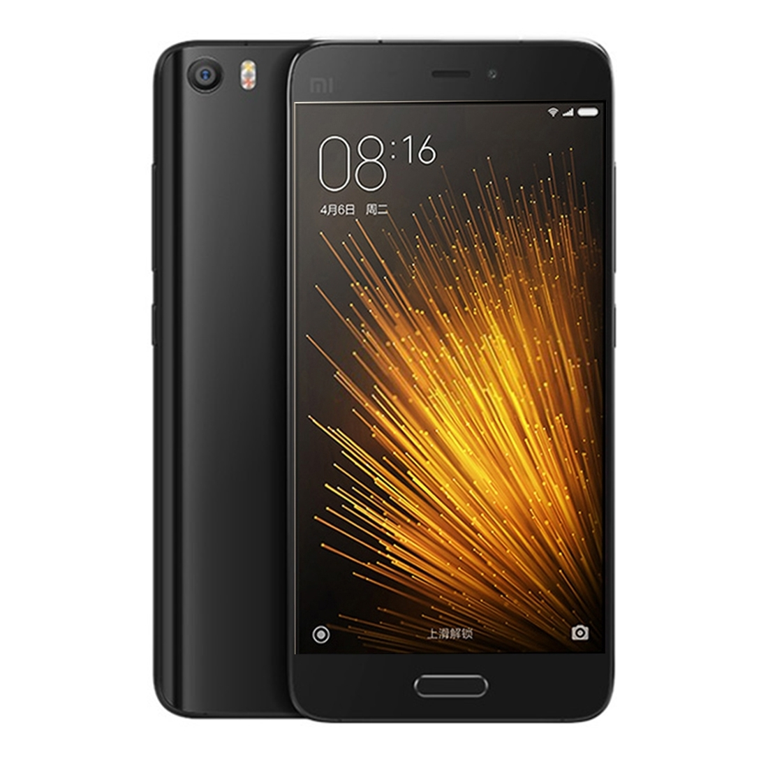 Original Xiaomi MI5 5.15 inch Snapdragon 820 Quad Core 1.8GHz MIUI 7.0 RAM 3GB ROM 32GB/ 64GB 4G Phone Call Tablet PC