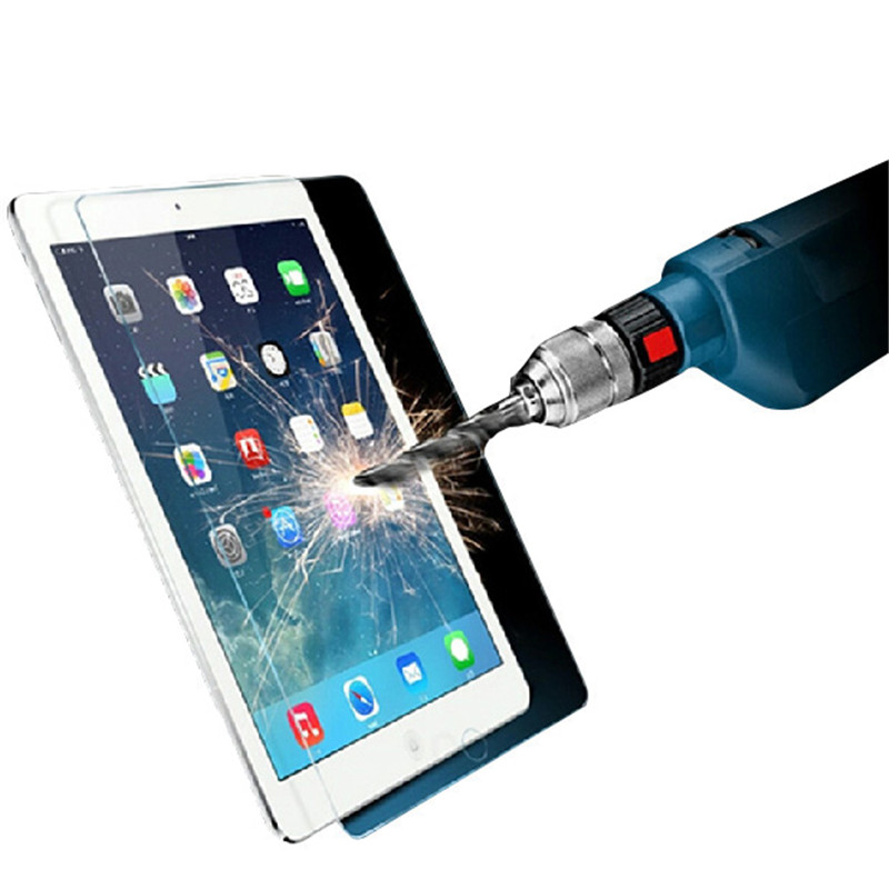 0.3mm Premium Tempered Glass Screen Protector for Apple iPad 5/6 & Air3 CN327 P18 0.4(China (Mainland))