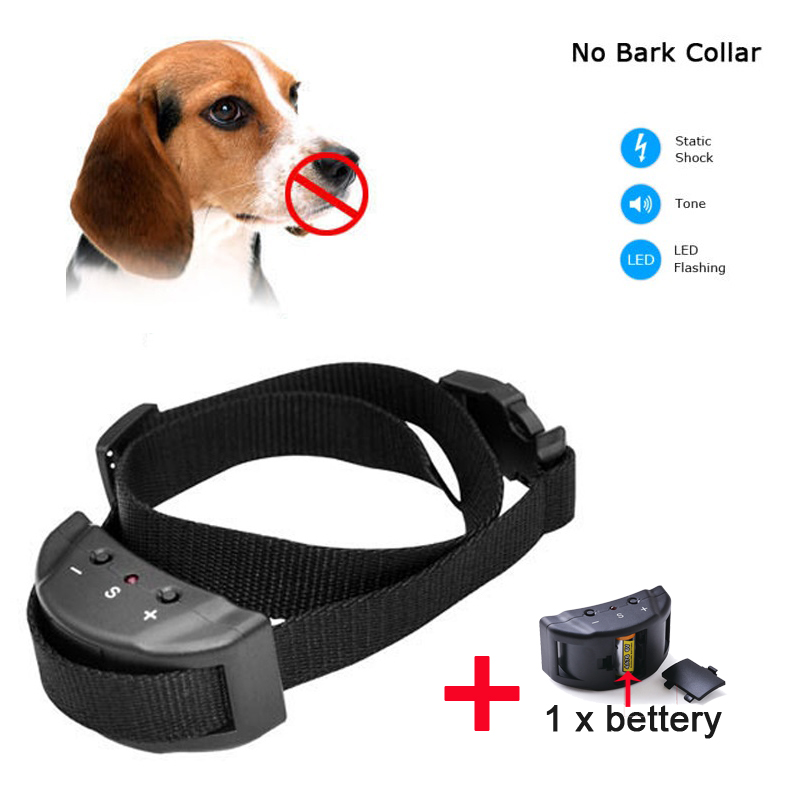Shock Collar For Dogs To Stop Barking