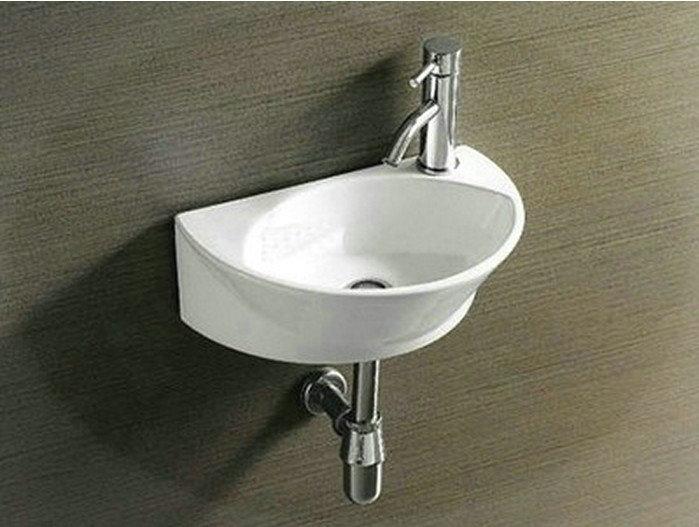 Aliexpresscom Compre New Oval agradável pia pias lavatório do banheiro navi -> Pia Banheiro Oval