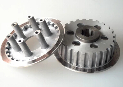 For CG series of motorcycle clutch pressure plate with iron and hard disc clutch pressure plate