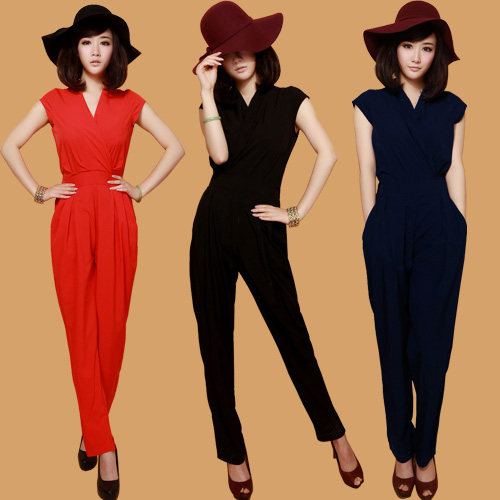 Collection One Piece Jumpsuit For Women Pictures - Reikian