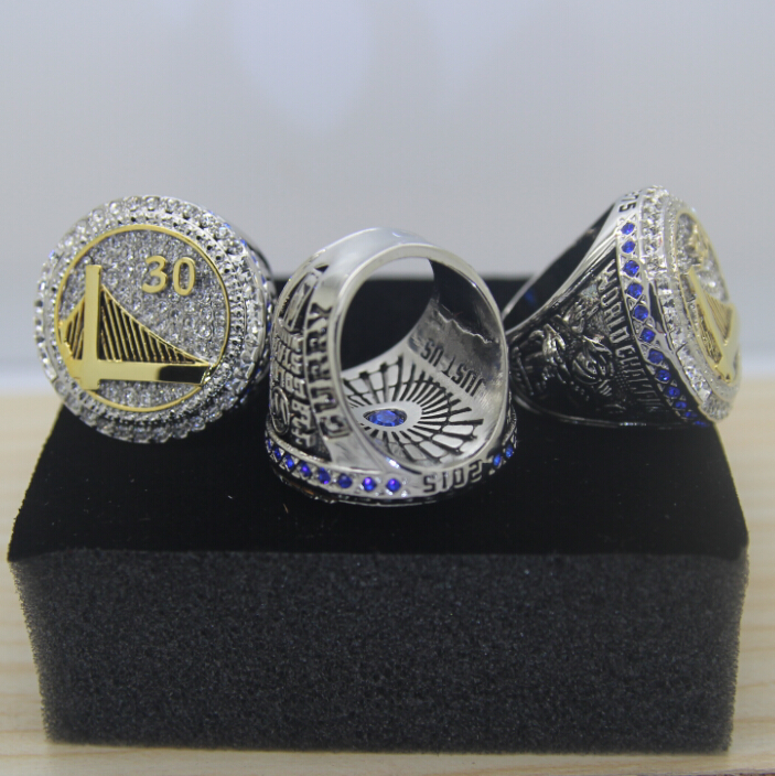 2014-2015 Golden State <font><b>Warriors</b></font> Basketball Championship Copper solid Ring <font><b>10</b></font> 11 size choose Curry #30