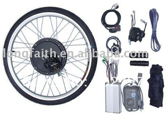 36V 750W Front Wheel e-bike,e-bicycle,ebike,electric bicycle,electric bike conversion kits with brushless gearless hub motor