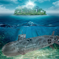 13000 U S S Seawolf 6 Channel RC Submarine Model Nuclear Energy Navy Remote Control Motorboat