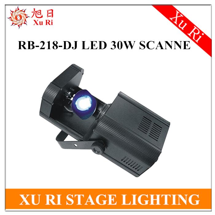 30W Scanner light / gobo light / moving head light / beam light professional DJ equipment DMX control(China (Mainland))