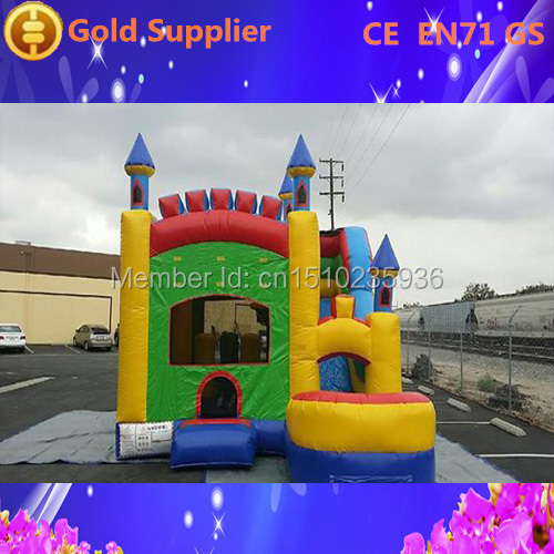 inflatable jump house Picture - More Detailed Picture about 2015 ...