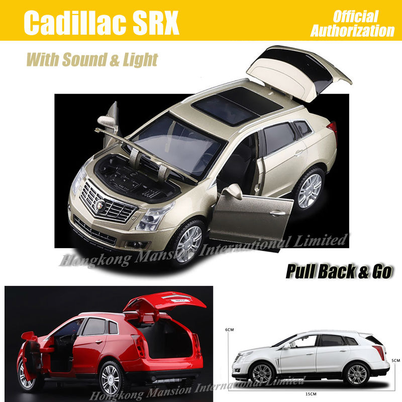 2019 1 32 Scale Luxury Suv Diecast Alloy Metal Car Model For