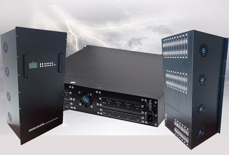 Folaida 4K x 2K 24X24 HDMI матричный коммутатор вставная карта HDMI/DVI 1080P видео RS232 ИК пульт 9