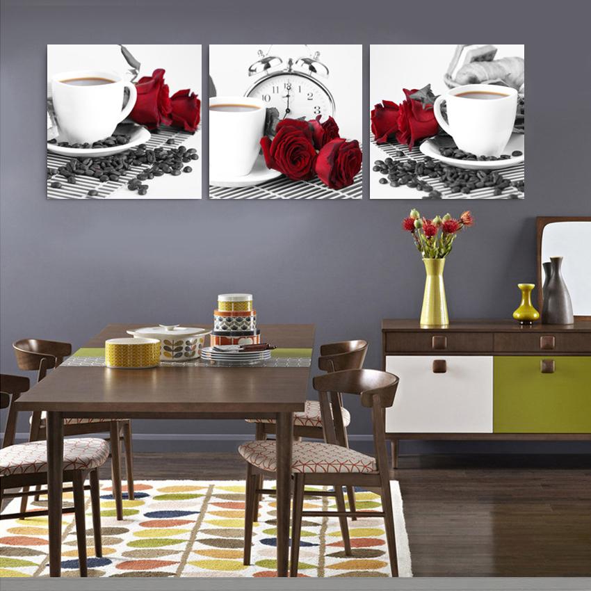 Achetez En Gros Triptyque Mur Art Toile En Ligne Des