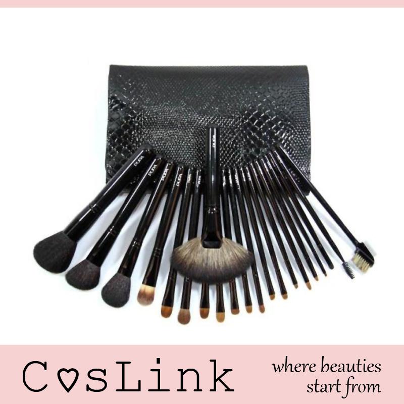 Kolinsky Makeup Brushes Makeup Brush Set 21 Pcs