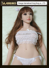 Top quality 135cm real solid silicone sex dolls 2014 25kg new sex doll realistic life size