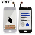Front Digitizer Glass Display Touch Screen Frame For Samsung Galaxy J1 J100 J100F J100H Touch Panel