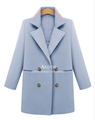 Women s Winter Jackets and Coats Elegant Warm Women Woolen Coat Thicken Plus Size Women Coat
