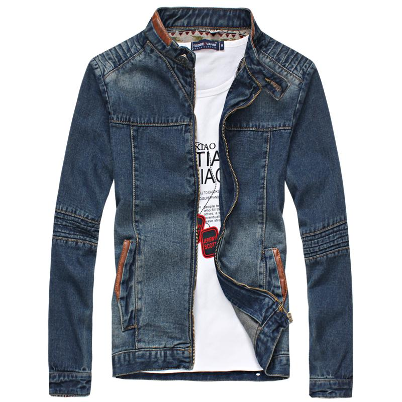 Fall 2015 new denim jacket male jacket with long sleeves denim jacketsОдежда и ак�е��уары<br><br><br>Aliexpress