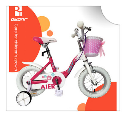 Free Shipping NYONR High Strength Carbon Steel Frame Kids Bicycle 12inch Wheel Road Bike with Training Wheel Childred Bikes(China (Mainland))