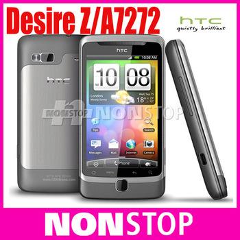 "Original HTC Desire Z A7272 G2 Slider mobileunlocked  phone 3.7"" Touch Screen GPS WIFI Camera 5MP"