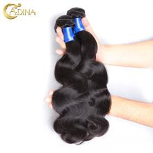 6A Grade Brazilian Virgin Hair Body Wave 3 Bundles Adina Hair Company Brazilian Human Hair Extensions UK Cheap Fshion Hair Weave