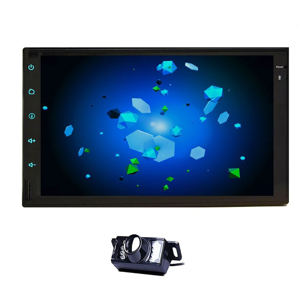 """Capactive Touch Screen 7""""inch 2 din Android 4.2 Car NO DVD GPS Player Navigation PAD MID Tablet 3G WiFI PC Car Video Player(China (Mainland))"""