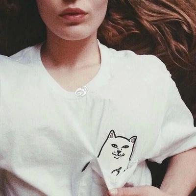 Женская футболка 2015 FUSIONMALL