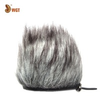 2016 New Microphone Fur Muff for Zoom H1 H2N H4N Q2HD DR40 DR07 DR05 DR100 D50 Portable Recorder Handy Windscreen Free Shipping(China (Mainland))