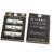 3 пар/компл. 3D Креста Толстые Накладные Ресницы Расширение Макияж Супер Природных Длинными Поддельные Ресницы