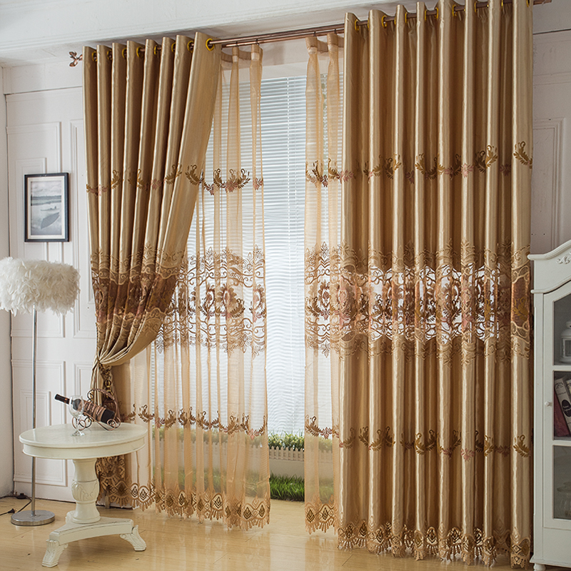 Sheer Curtains New For Living Room Cortina 2014 Hot Sale