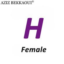 AZIZ BEKKAOUI 2019 Dropshipping Tình Yêu Vài Món Quà Trang Sức cho Phụ Nữ Người Đàn Ông Tình Yêu Trái Tim Đồ Trang Sức Valentine của Món Quà Ngày(China)
