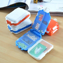 travel accessories bag for man and women portable Empty Pill Medicine Drug Storage Case Box luggage organize sorting bags 677(China (Mainland))