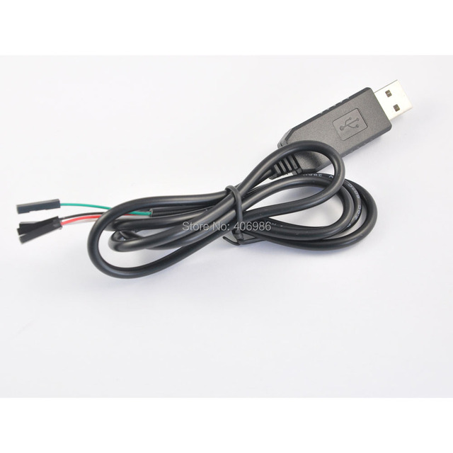 PL2303HX  USB to TTL RS232 Module Serial Cable for Cubieboard  FZ0432  Free Shipping Dropshipping