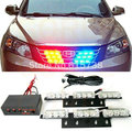 2 X 9 LED automotive vehicle warning Light emergency lighting car strobe light strobe lamps flasher