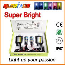 35W xenon 9005 HB3 HID for car Headlight  H1 H3 H7 H8 H9 H10 H11  9006 HB4 880 881 H27 4300K 5000K 6000K H7 HID xenon kit(China (Mainland))