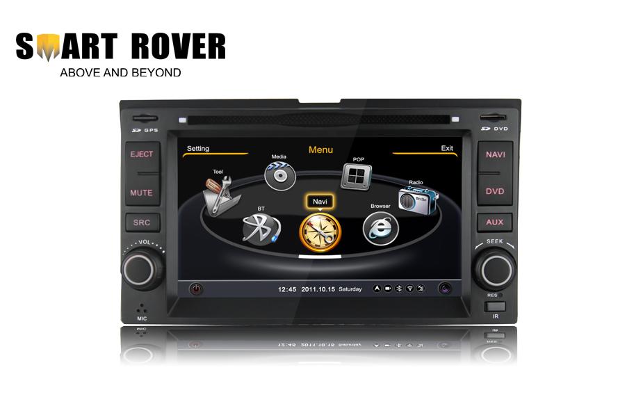 S100 Car DVD GPS Navi Radio For Kia Sorento Sportage Rio Magentis Cerato Carnival Carens Optima Rondo Picanto Morning Sedona(China (Mainland))