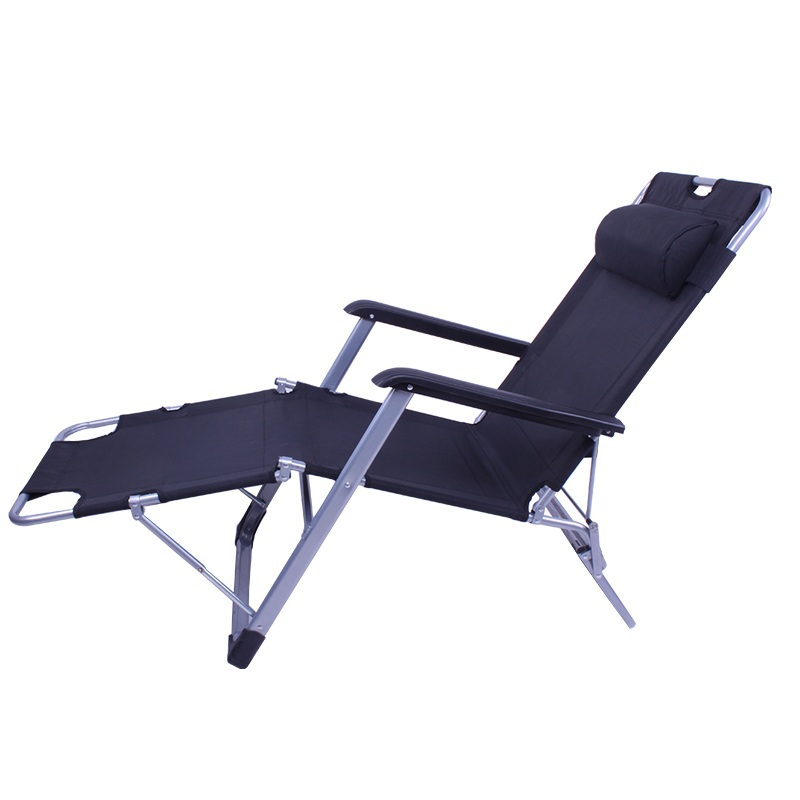 Teslin office chairs lying bed lazy siesta chair portable folding chair dual
