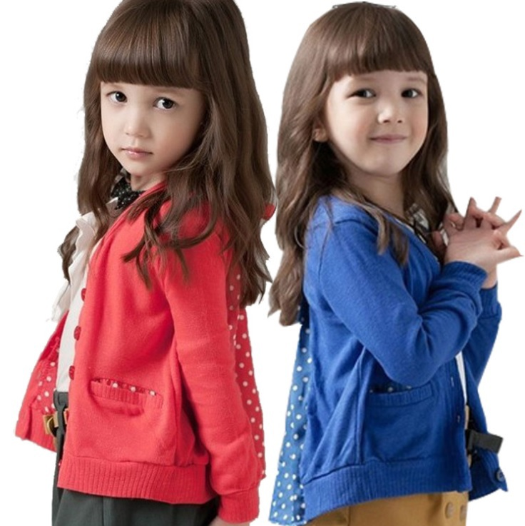 2013 autumn childrens cardigan girls blouses sweaters kids outfits sweatshirts outerwear coats outfits Wool Blends jackets F809<br><br>Aliexpress