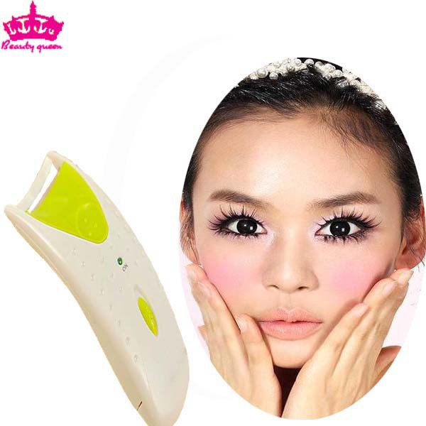 Professional Personal Electronic Heated Eyelash Long Lasting Curl Curler Beauty(China (Mainland))