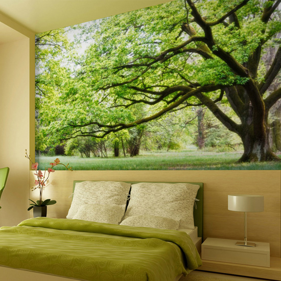 Buy photo wallpaper 3d wall customized for Designer mural wallpaper