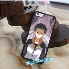 Re Zero Natsuki fashion original cell phone case cover iphone 4 4S 5 5S se 5c 6 plus 6s 7 #km677 - ELE Store store