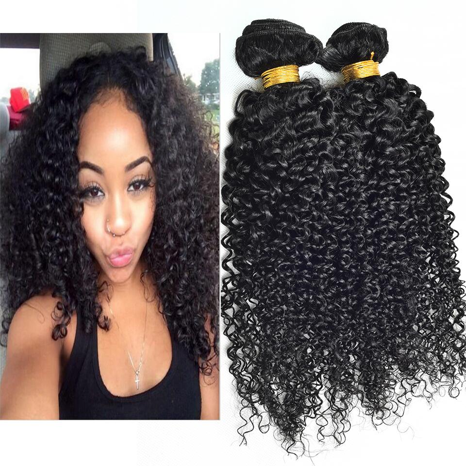 Eurasian Curly Hair Bundles Afro Kinky Curly Hair