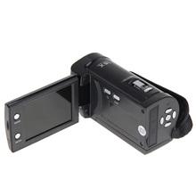 "HD720P 16MP Digital Video Camcorder Camera DV DVR 2.7""TFT LCD 16x ZOOM Black Free Shipping(China (Mainland))"