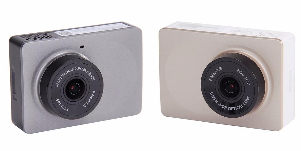 XIAOMI YI Smart Car DVR Dash Camera (4)
