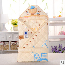 Free Shipping Carters Baby blanket Newborn double layer blanket Coral Fleece Infant receiving blanket air conditioning Quilt(China (Mainland))