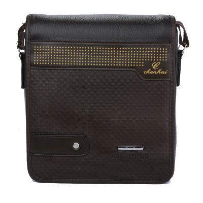 2015 men bag new European and American retro classic male business bag men's handbags and messenger bag(China (Mainland))